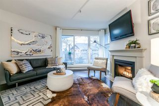 "Photo 1: 310 2020 W 8TH Avenue in Vancouver: Kitsilano Condo for sale in ""Augustine Gardens"" (Vancouver West)  : MLS®# R2235153"
