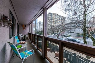 Photo 14: 202 45 FOURTH Street in New Westminster: Downtown NW Condo for sale : MLS®# R2243025