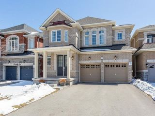 Main Photo: 8 Goodsway Trail in Brampton: Northwest Brampton House (2-Storey) for sale : MLS®# W4104215