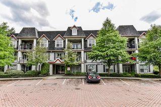 """Photo 1: 316 990 ADAIR Avenue in Coquitlam: Maillardville Condo for sale in """"ORLEANS' RIDGE"""" : MLS®# R2267396"""