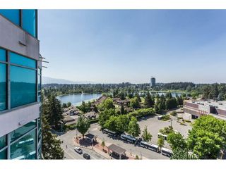 "Photo 2: 1605 33065 MILL LAKE Road in Abbotsford: Central Abbotsford Condo for sale in ""Summit Point"" : MLS®# R2268734"