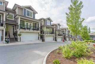 Photo 1: 9 11384 BURNETT Street in Maple Ridge: East Central Townhouse for sale : MLS®# R2274746