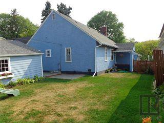 Photo 20: 226 Overdale Street in Winnipeg: Residential for sale (5E)  : MLS®# 1822201