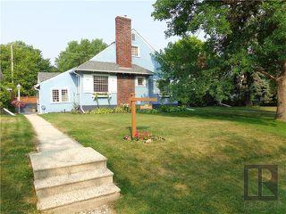Photo 1: 226 Overdale Street in Winnipeg: Residential for sale (5E)  : MLS®# 1822201