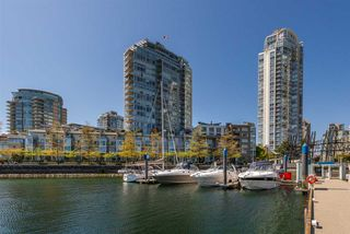 Photo 2: 47 1200 PACIFIC Boulevard in Vancouver: Yaletown Condo for sale (Vancouver West)  : MLS®# R2308071