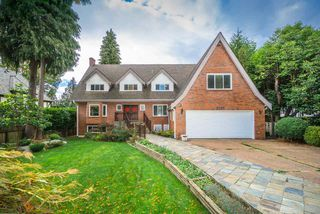 Main Photo: 5795 ANGUS Drive in Vancouver: South Granville House for sale (Vancouver West)  : MLS®# R2311360