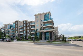 Main Photo: 115 1230 WINDERMERE Way in Edmonton: Zone 56 Condo for sale : MLS®# E4131752