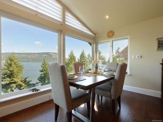 Photo 8: 201 Marine Dr in COBBLE HILL: ML Cobble Hill House for sale (Malahat & Area)  : MLS®# 799465