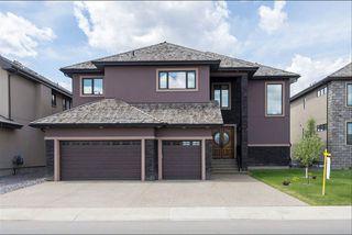 Main Photo: 3656 WESTCLIFF Way in Edmonton: Zone 56 House for sale : MLS®# E4134609