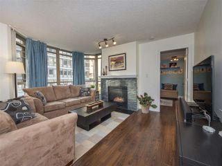 "Photo 2: 506 867 HAMILTON Street in Vancouver: Downtown VW Condo for sale in ""JARDINE'S LOOKOUT"" (Vancouver West)  : MLS®# R2324358"