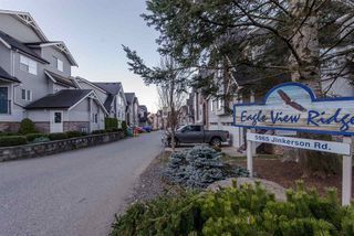 """Main Photo: 12 5965 JINKERSON Road in Sardis: Promontory Townhouse for sale in """"EAGLE VIEW RIDGE"""" : MLS®# R2327155"""