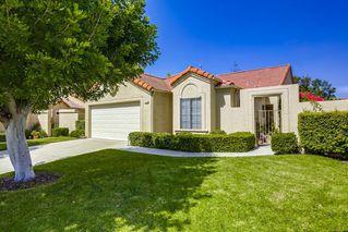 Main Photo: RANCHO BERNARDO House for sale : 2 bedrooms : 15120 Avenida Rorras in San Diego