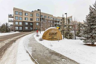 Main Photo: 114 4075 CLOVER BAR Road: Sherwood Park Condo for sale : MLS®# E4141055