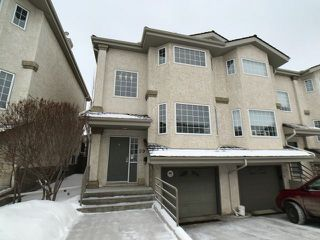 Main Photo: 39 1295 Carter Crest Road in Edmonton: Zone 14 Townhouse for sale : MLS®# E4142012