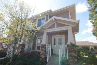 Photo 1: 2512 Pegasus Boulevard in Edmonton: Zone 27 Townhouse for sale : MLS®# E4143228