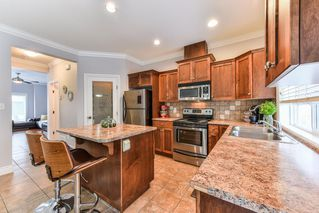 "Photo 7: 54 6498 SOUTHDOWNE Place in Sardis: Sardis East Vedder Rd Townhouse for sale in ""VILLAGE GREEN"" : MLS®# R2340910"