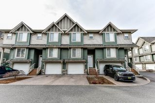 "Photo 1: 54 6498 SOUTHDOWNE Place in Sardis: Sardis East Vedder Rd Townhouse for sale in ""VILLAGE GREEN"" : MLS®# R2340910"