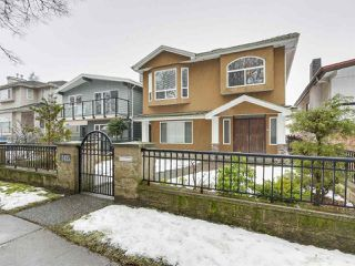 Main Photo: 5435 SHERBROOKE Street in Vancouver: Knight House for sale (Vancouver East)  : MLS®# R2341167