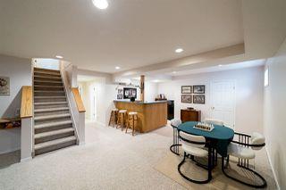 Photo 23: 34 LEONARD Drive: St. Albert House for sale : MLS®# E4144593