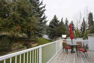 Photo 28: 14 EMERALD Terrace: St. Albert House for sale : MLS®# E4144713