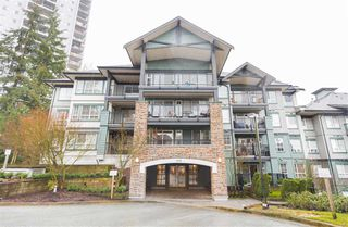 "Photo 1: 313 9098 HALSTON Court in Burnaby: Government Road Condo for sale in ""SANDLEWOOD"" (Burnaby North)  : MLS®# R2353502"