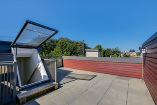 Photo 18: 2525 WOODLAND Drive in Vancouver: Grandview Woodland Townhouse for sale (Vancouver East)  : MLS®# R2355354