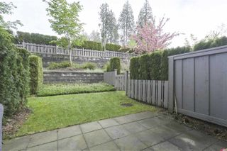 "Photo 18: 17 1305 SOBALL Street in Coquitlam: Burke Mountain Townhouse for sale in ""Tyneridge North"" : MLS®# R2362199"