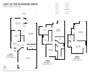 "Photo 20: 29 758 RIVERSIDE Drive in Port Coquitlam: Riverwood Townhouse for sale in ""Riverlane Estates"" : MLS®# R2362640"