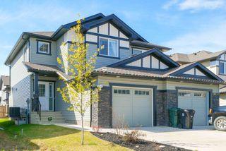 Main Photo: 50 HUDSON Cove: Spruce Grove House Half Duplex for sale : MLS®# E4157536