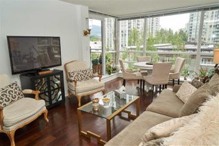 "Photo 7: 704 2978 GLEN Drive in Coquitlam: North Coquitlam Condo for sale in ""Grand Central One"" : MLS®# R2379022"