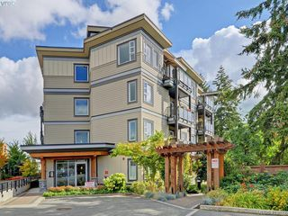 Photo 1: 202 7182 West Saanich Road in BRENTWOOD BAY: CS Brentwood Bay Condo Apartment for sale (Central Saanich)  : MLS®# 413822