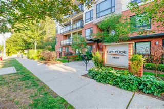 Photo 1: 306 14358 60 Avenue in Surrey: Sullivan Station Condo for sale : MLS®# R2398268