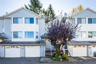 "Photo 1: 17 3087 IMMEL Street in Abbotsford: Central Abbotsford Townhouse for sale in ""Clayburn Estates"" : MLS®# R2416610"