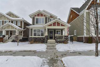 Main Photo: 746 DECOTEAU Way in Edmonton: Zone 27 House for sale : MLS®# E4186462