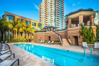 Photo 23: DOWNTOWN Condo for rent : 2 bedrooms : 500 W Harbor Dr #1021 in San Diego