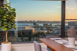 Photo 6: DOWNTOWN Condo for rent : 2 bedrooms : 500 W Harbor Dr #1021 in San Diego