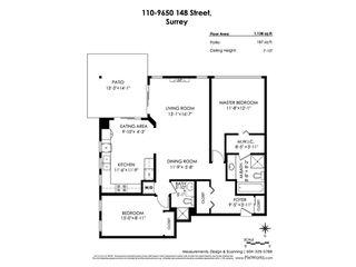 "Photo 20: 110 9650 148 Street in Surrey: Guildford Condo for sale in ""Hartford Woods"" (North Surrey)  : MLS®# R2447474"