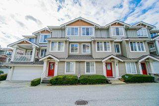 "Main Photo: 17 14877 58 Avenue in Surrey: Sullivan Station Townhouse for sale in ""Redmill"" : MLS®# R2449309"