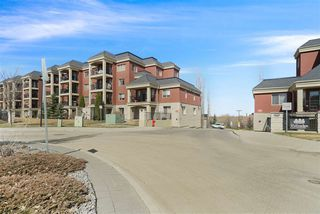 Photo 2: 317 500 PALISADES Way: Sherwood Park Condo for sale : MLS®# E4196244
