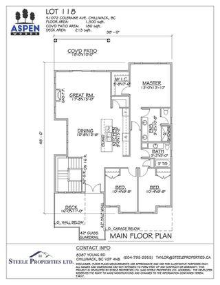 "Photo 5: 51072 COLERAINE Avenue in Chilliwack: Eastern Hillsides House for sale in ""ASPEN WOODS"" : MLS®# R2459752"