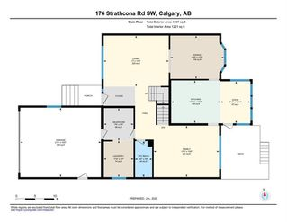 Photo 45: 176 STRATHCONA Road SW in Calgary: Strathcona Park Detached for sale : MLS®# C4301215