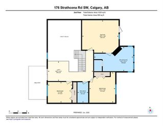 Photo 46: 176 STRATHCONA Road SW in Calgary: Strathcona Park Detached for sale : MLS®# C4301215