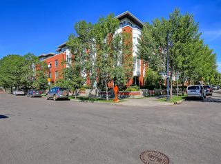 Photo 1: 402 830 CENTRE Avenue NE in Calgary: Bridgeland/Riverside Apartment for sale : MLS®# A1022914