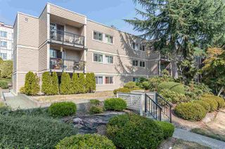 """Photo 1: 206 1121 HOWIE Avenue in Coquitlam: Central Coquitlam Condo for sale in """"THE WILLOWS"""" : MLS®# R2497609"""