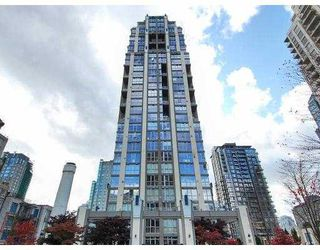"Photo 1: 408 1238 RICHARDS Street in Vancouver: Downtown VW Condo for sale in ""METROPOLIS - TOWER OF SWEETNESS"" (Vancouver West)  : MLS®# V878893"