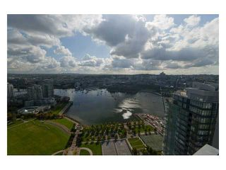 """Main Photo: 2901 1483 HOMER Street in Vancouver: Yaletown Condo for sale in """"Waterford"""" (Vancouver West)  : MLS®# V883267"""