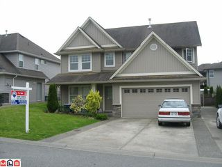 Photo 1: 30536 NORTHRIDGE Way in Abbotsford: Abbotsford West House for sale : MLS®# F1113504