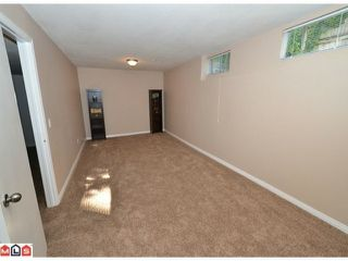 Photo 9: 32426 MCRAE Avenue in Mission: Mission BC House for sale : MLS®# F1223442