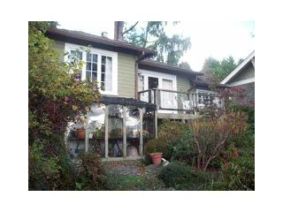 Photo 1: 3336 MARINE DRIVE in West Vancouver: West Bay House for sale : MLS®# V893934