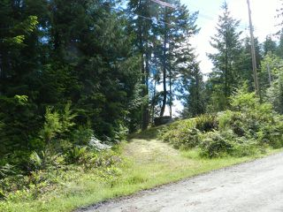 Photo 2: LOT 40 Mountainview Road in Pender Harbour: Pender Harbour Egmont Land for sale (Sunshine Coast)  : MLS®# V1012841